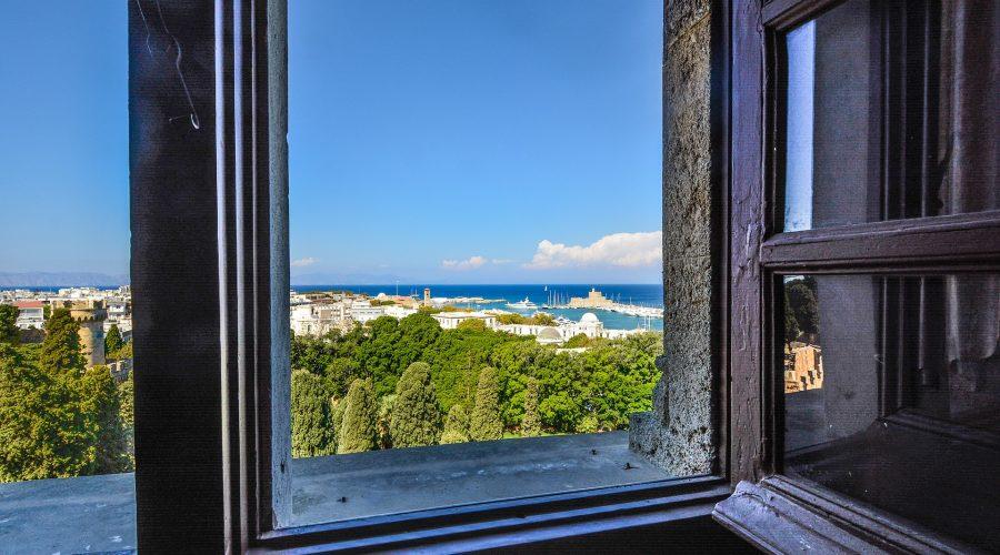 Rhodos i Grekland