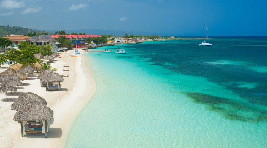 Resa till Jamaica