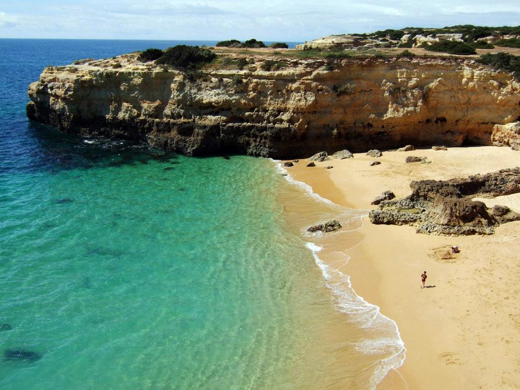 Portugal strand algarve