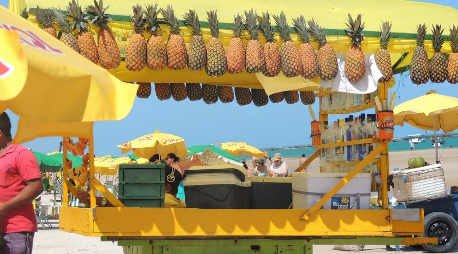 Strandförsäljning